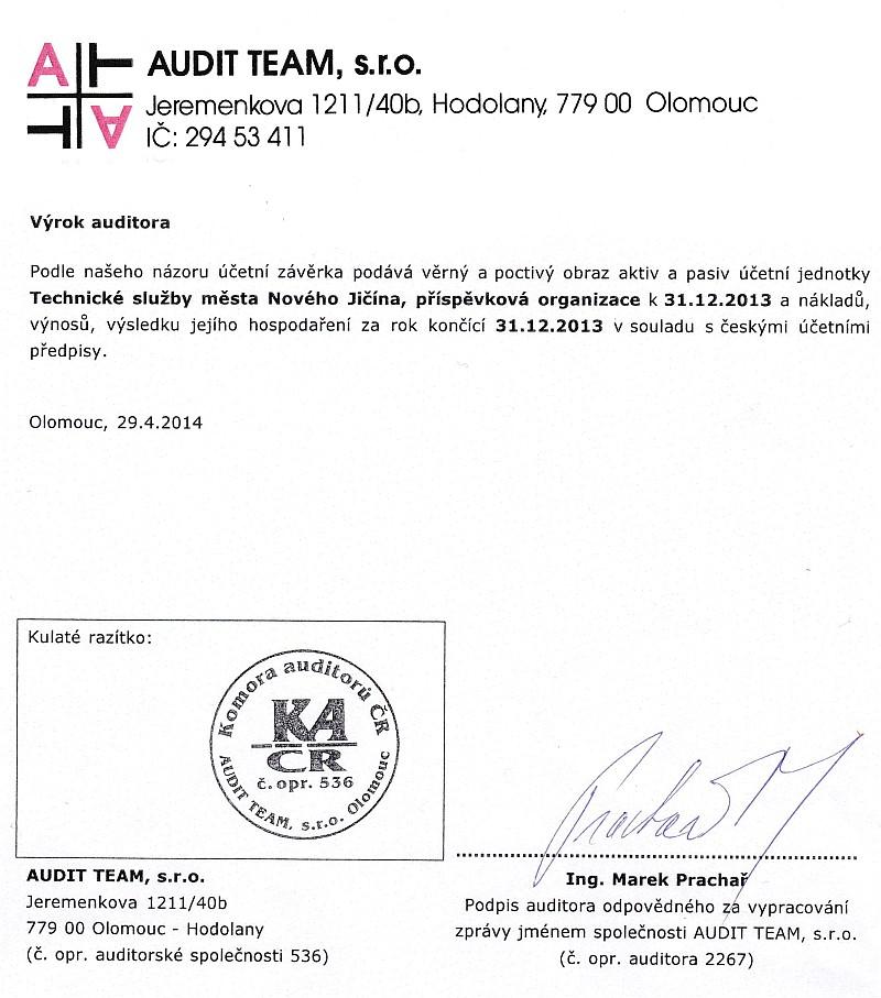 audit_2013